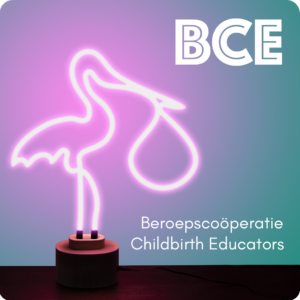 logo beroepscoöperatie childbirth educators BCE